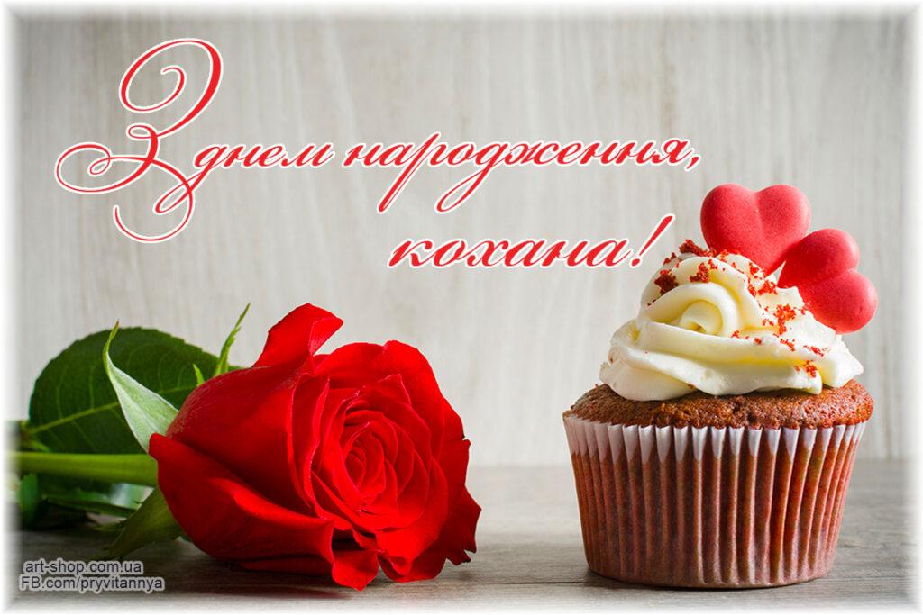 день народження дівчині дружині коханій