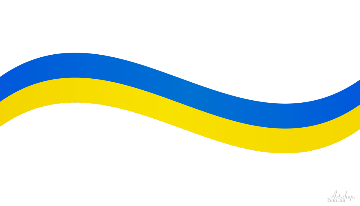 стрічка прапор україни