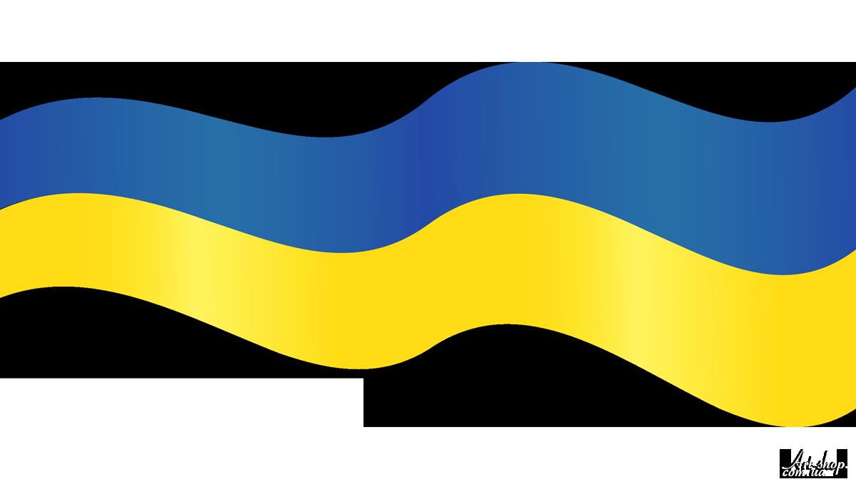 флаг украині картинки вектор скачать безплатно