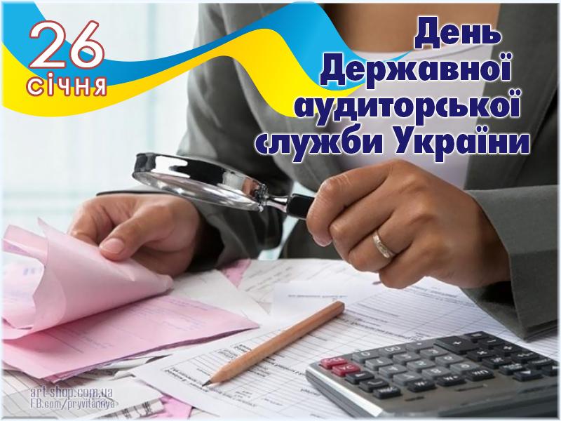 день Державної аудиторської служби України